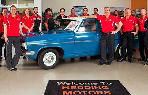 Redding Motors image