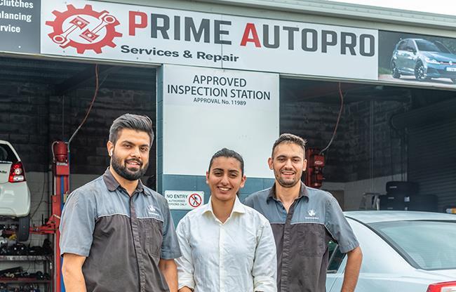Prime Autopro image
