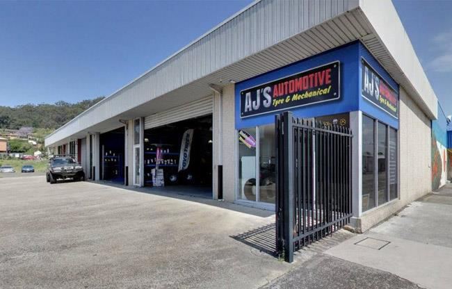 AJ's Automotive Tyre and Mechanical image