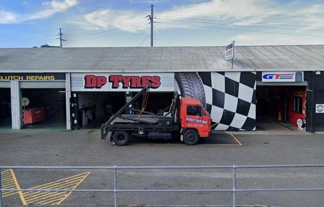 DP Tyres image