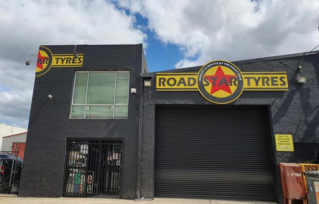 Road Star Tyres image