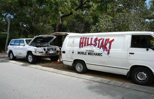 Hillstart Mobile Hills Area image