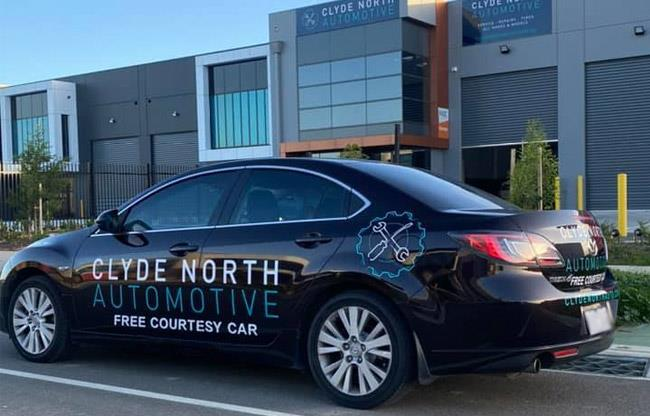 Clyde North Automotive image