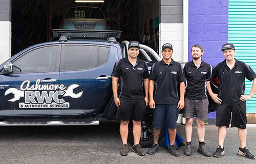 Ashmore RWC and Automotive Services image