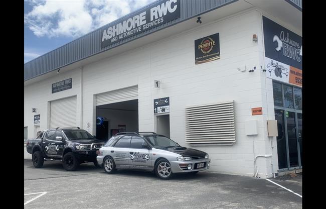 Ashmore RWC and Automotive Services image