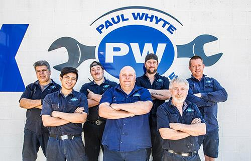 Paul Whyte Automotive image
