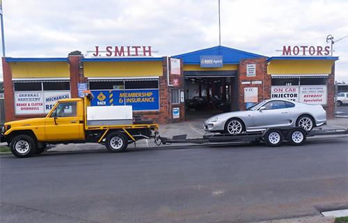 J Smith Motors image
