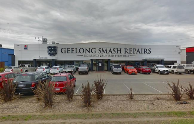 Geelong Smash Repairs image