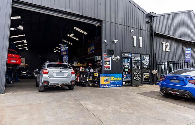 Melbourne Car Factory image