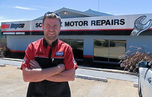 Schwarz Motor Repairs image