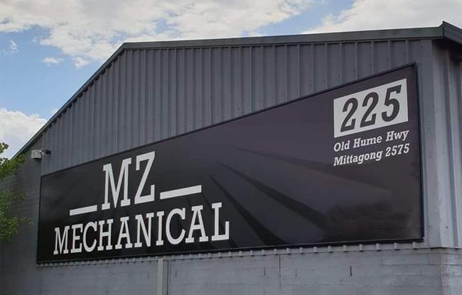 MZ Mechanical image