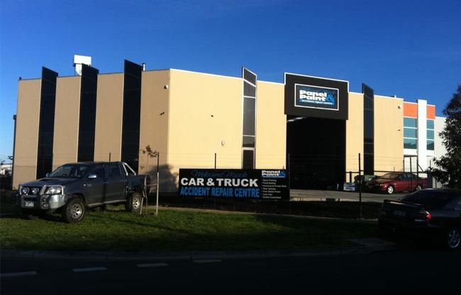 Melbourne MPP Accident Repair Centre image