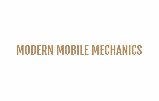 Modern Mobile Mechanics image