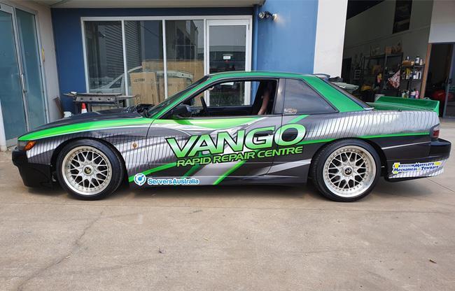 Vango Rapid Repair Centre image
