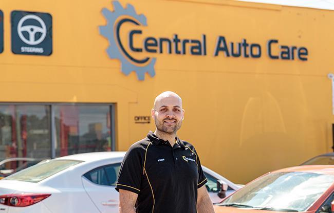 Central Auto Care image