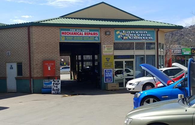 Lanyon Service Centre image