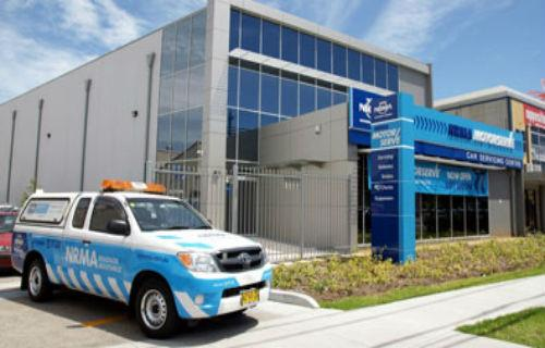 NRMA Car Servicing Rockdale image