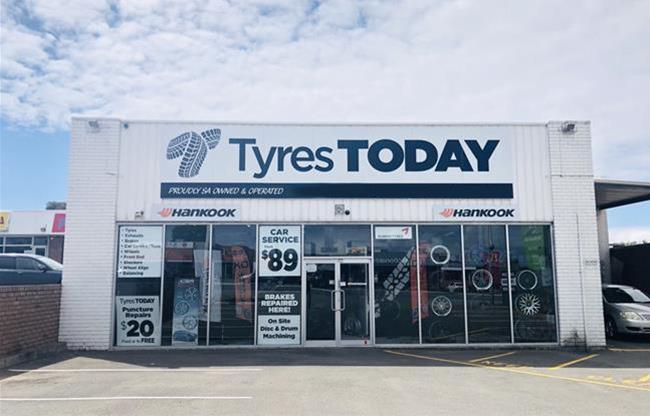 Tyres Today image