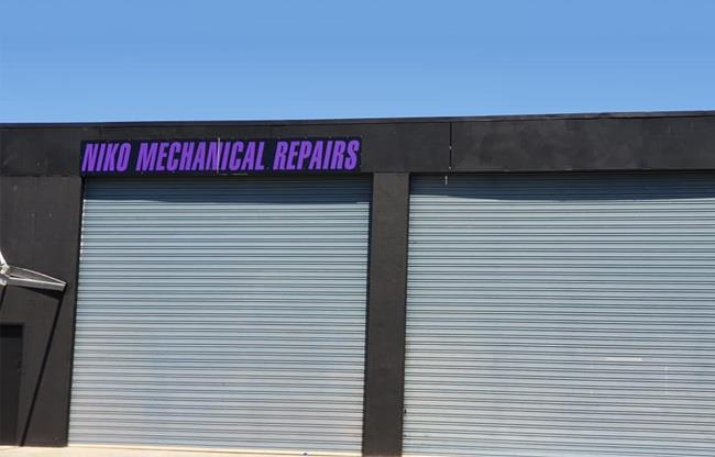 Nico Mechanical Repairs image