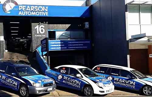 Pearson Automotive image