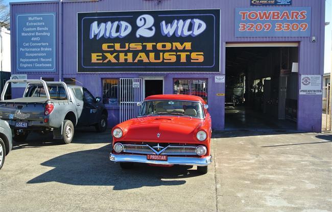 MILD 2 WILD image