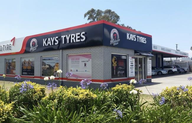 Kays Discount Tyres image