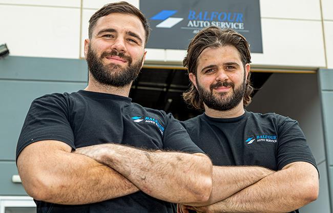 Balfour Auto Service image
