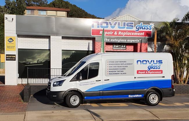 Novus Glass Geraldton image