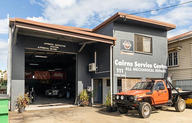 Cairns Service Centre image