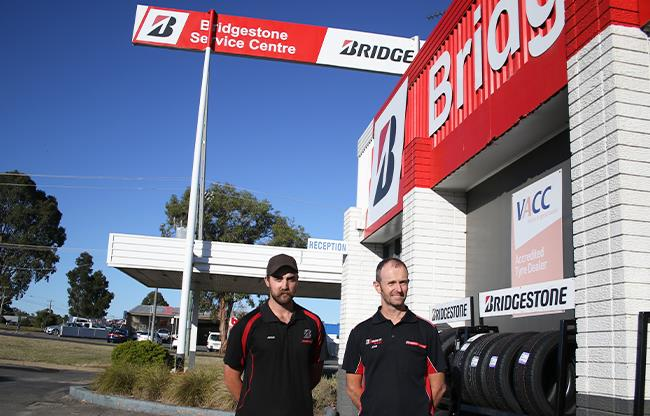 Bridgestone Service Centre Bendigo North image