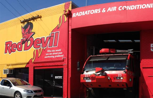 Red Devil Radiators and Air Conditioning Northgate image