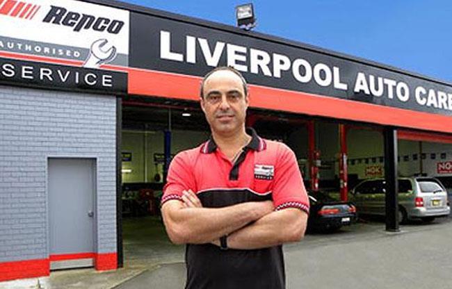 Liverpool Autocare image