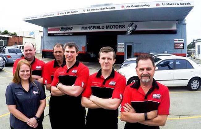 Mansfield Motors image