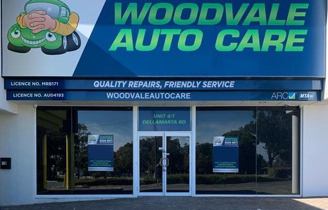 Woodvale Autocare image