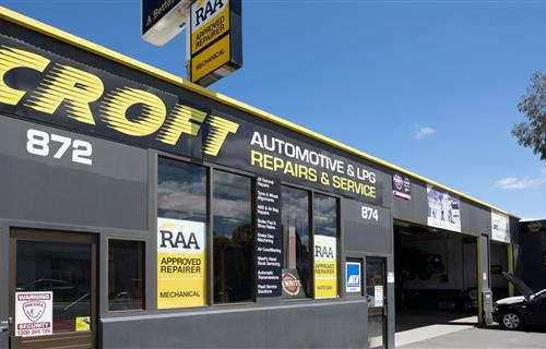 Croft Automotive & LPG Pty Ltd image