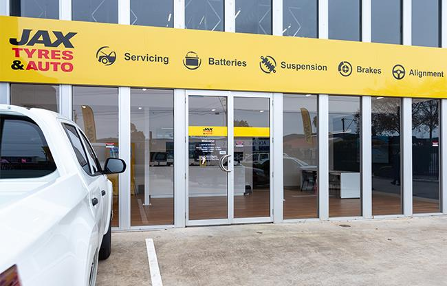 JAX Tyres & Auto Forster image