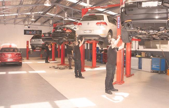 Melbourne Auto Works image