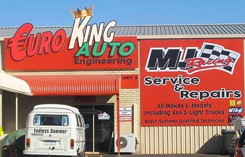 Euro King Auto Engineering image