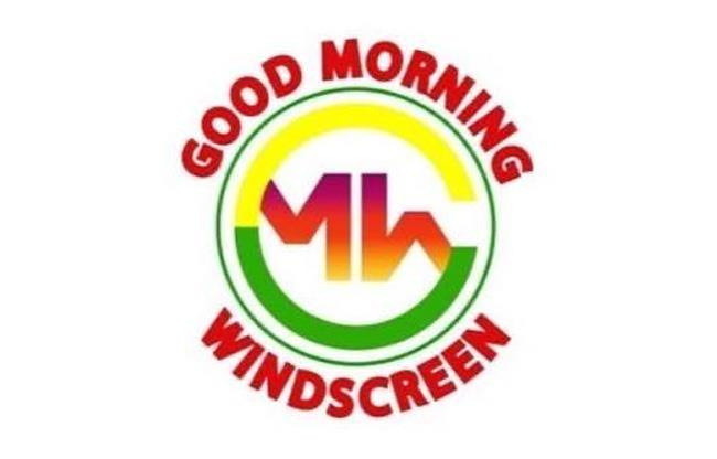 Good Morning Windscreen image