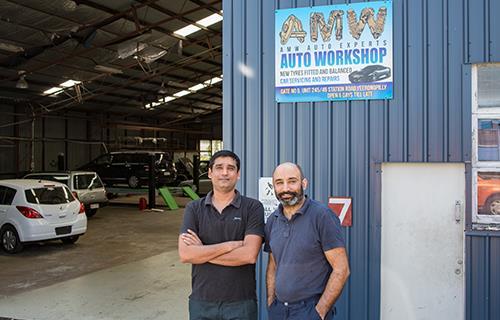AMW Auto Experts image