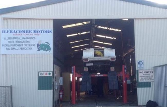 Ilfracombe Motors image
