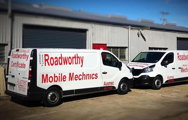 Ausmec RWC and Mechanics Mobile Sunshine Coast image