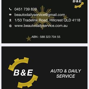 B & E Auto And Daily Service profile image