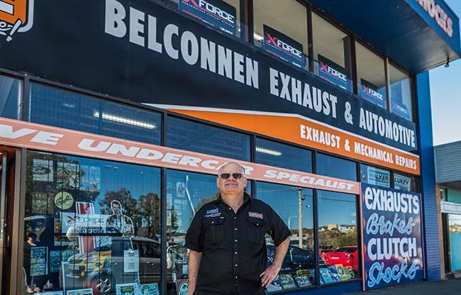 Belconnen Exhaust and Automotive image