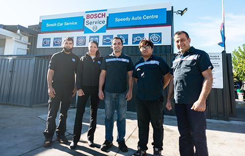 Bosch Car Service Granville image