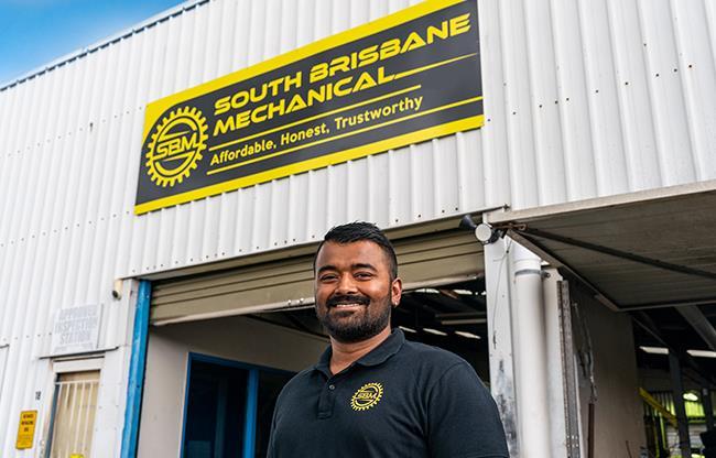 South Brisbane Mechanical image