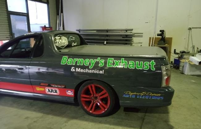 Barney Exhaust Shop Caboolture image