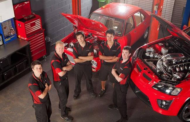 JW Racing image