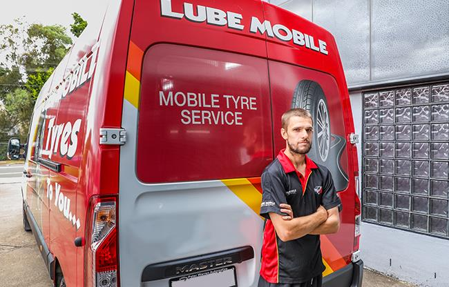 Lube Mobile Sydney image
