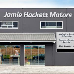 Jamie Hackett Motors profile image